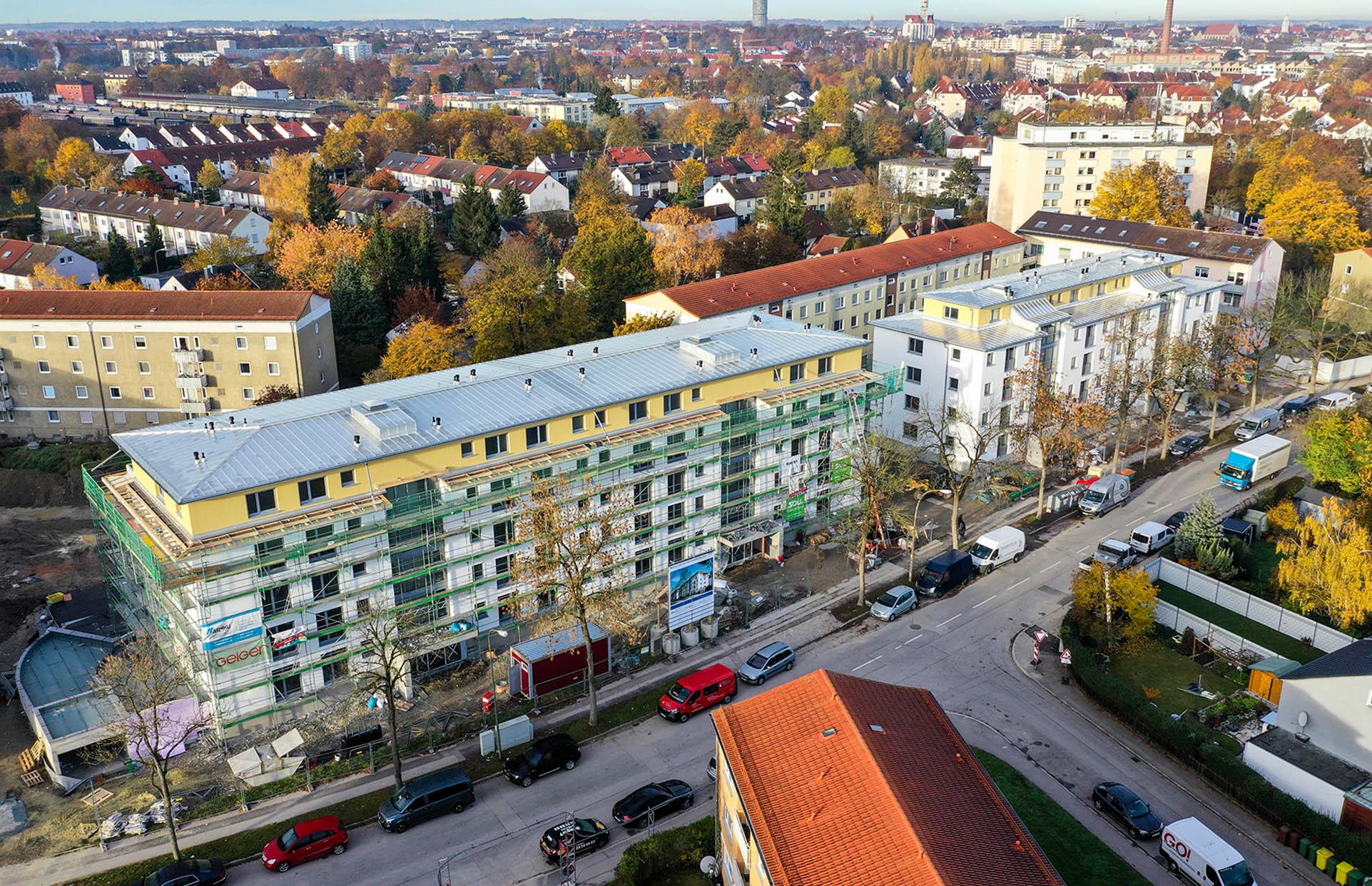Wohnungsbau Fritz Kölle Straße